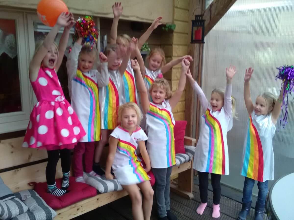 Magnifiek K3 feestje meiden - Kinderfeestjes in Nederland @ZW38