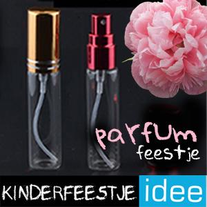 parfum zelf maken feestje