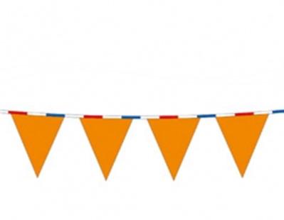 kinderfeestjes nederland - oranje vlag- feestje
