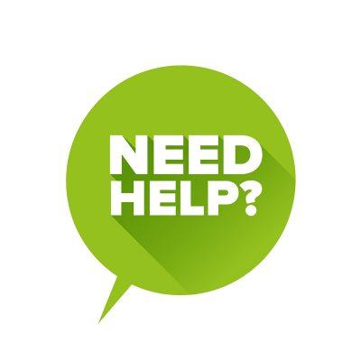 hulp bij invullen